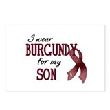 Wear Burgundy - Son Postcards (Package of 8)