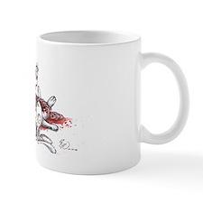 Zombie Squirrel Mug