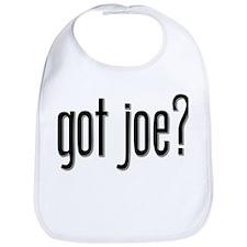 Got Joe? Bib
