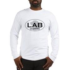 LAB GRANDMA Long Sleeve T-Shirt