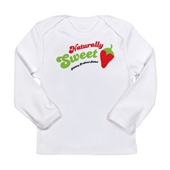 Naturally Sweet Long Sleeve Infant T-Shirt
