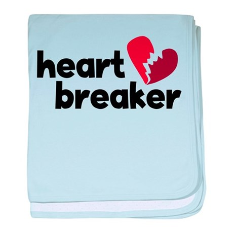 Heart Breaker Infant Blanket