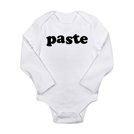 Don't Ask Don't Smell Long Sleeve Infant Bodysuit