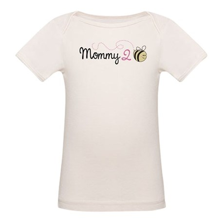 Mommy To Bee Organic Baby T-Shirt