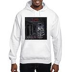 GBMI - Outta the Asylum cover Hooded Sweatshirt