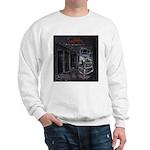 GBMI Sweatshirt - Outta the Asylum cover