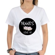 I LOVE BUNNIES Shirt