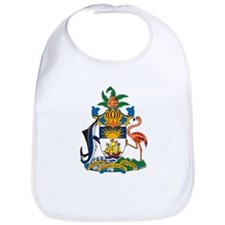 Bahamas Coat of Arms Bib