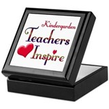 Unique Teacher Keepsake Box