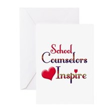 Funny Counselor Greeting Cards (Pk of 10)