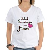 Unique School secretary Shirt