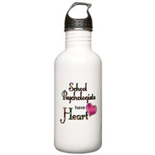Funny Elementary Sports Water Bottle