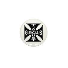 Touchet Gun Club  Mini Button (10 pack)