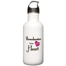 Cute Paraeducator Water Bottle