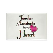 Funny School administration assistant Rectangle Magnet (100 pack)