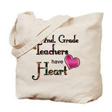 Unique Second grade school teacher Tote Bag