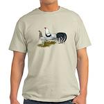 Yokohama Duckwing Chickens Light T-Shirt
