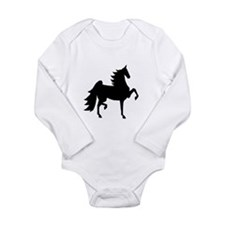 UHF American Saddlebred Silo. Long Sleeve Infant B