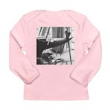 Anvil Long Sleeve Infant T-Shirt