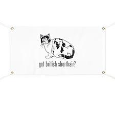 British Shorthair Banner