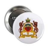 "Morocco Coat of Arms 2.25"" Button (10 pack)"