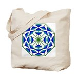 Eclectic Flower 361 Tote Bag