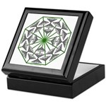 Eclectic Flower 365 Keepsake Box