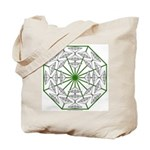 Eclectic Flower 366 Tote Bag
