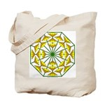 Eclectic Flower 372 Tote Bag