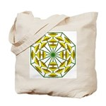 Eclectic Flower 373 Tote Bag