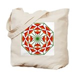 Eclectic Flower 375 Tote Bag