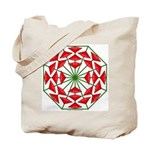 Eclectic Flower 376 Tote Bag
