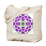 Eclectic Flower 377 Tote Bag
