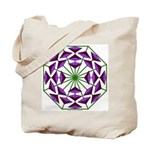 Eclectic Flower 378 Tote Bag