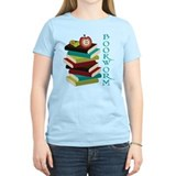 Stylish Bookworm T-Shirt