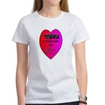 Love Conquers All Women's T-shirt