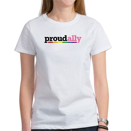 Proud Ally Women's T-Shirt