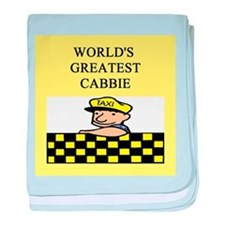 cabbie gifts t-shirts Infant Blanket