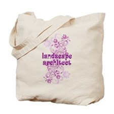 Landscape Architect Tote Bag