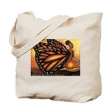 Madame Butterfly II Tote Bag
