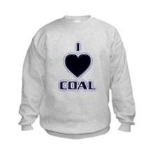I Love Coal Sweatshirt