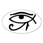 Eye of Horus Bumper Sticker