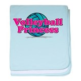 V-ball Princess Infant Blanket