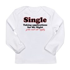 Cute Diggers Long Sleeve Infant T-Shirt