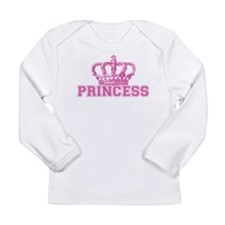 Crown Princess Long Sleeve Infant T-Shirt