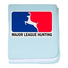 Major League Hunting Infant Blanket