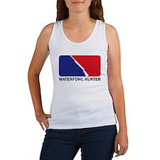Waterfowl Hunter Women's Tank Top