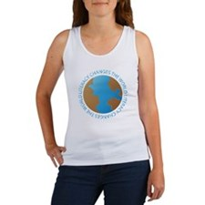 World Literacy Reading Women's Tank Top