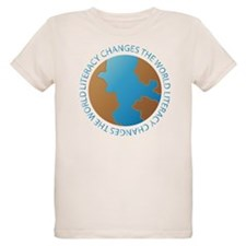 World Literacy Reading T-Shirt