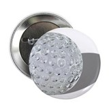 "Golf Crystal Ball 2.25"" Button (100 pack)"